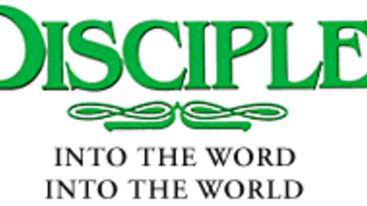 Disciple II: Into the Word, Into the World logo image