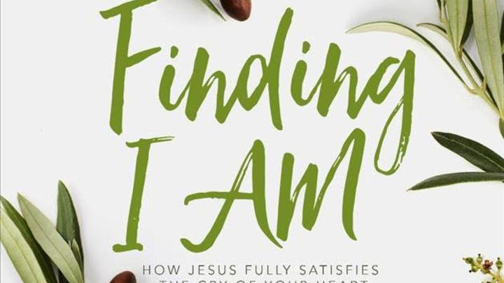 Finding I Am - Women's Study, Thursdays at 6:30 at 1042 Alkali Creek Road logo image