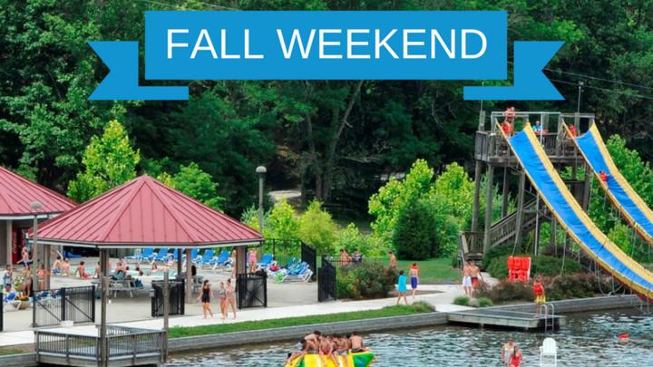 Middle School Fall Weekend logo image