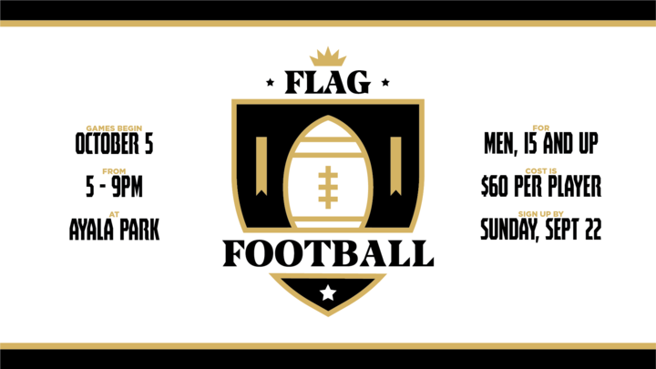 Flag Football 2019 Season (Men) logo image