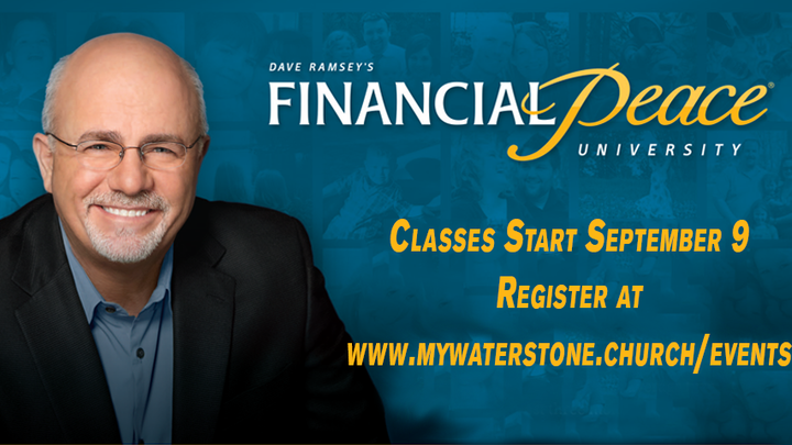 Dave Ramsey's Financial Peace University logo image