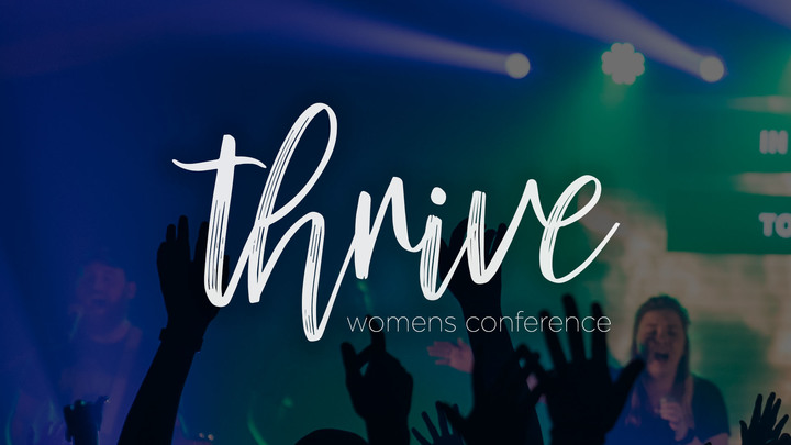 """Thrive"" Women's Event logo image"