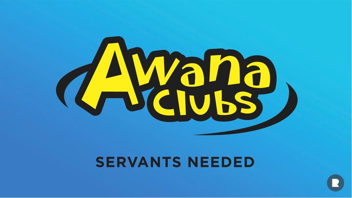 AWANA Servant Registration logo image