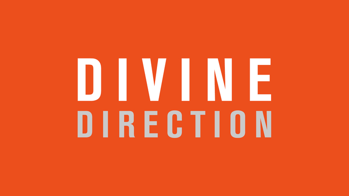 Divine Direction - Connect Event logo image