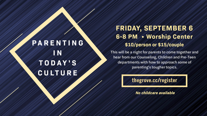 Parenting in Today's Culture logo image