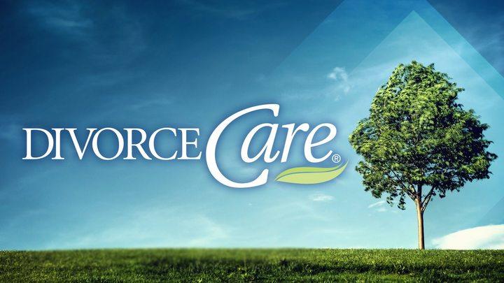 Divorce Care logo image