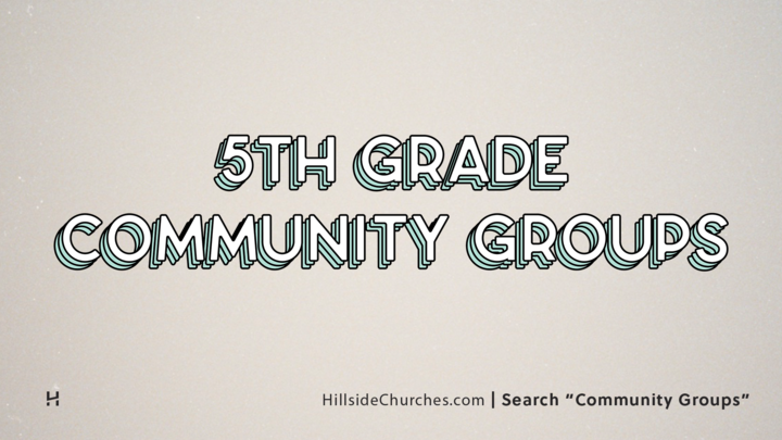 5th Grade Community Groups | 505-230-2310-0 logo image