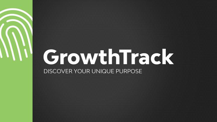 GrowthTrack (ORL) Sunday, November 3rd logo image