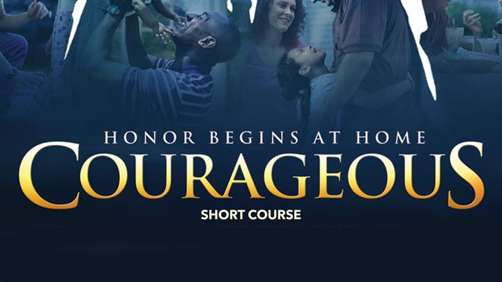 Courageous Men logo image