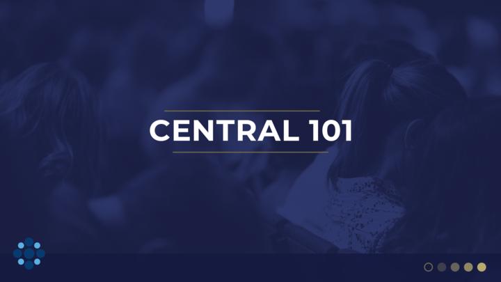 Central 101 logo image