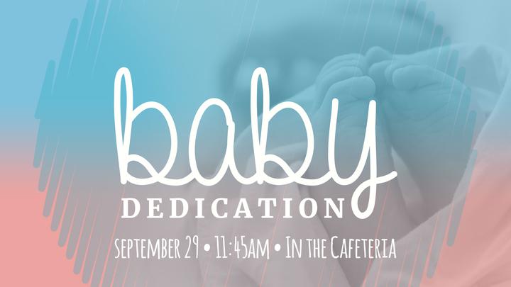 Baby & Child Dedications logo image