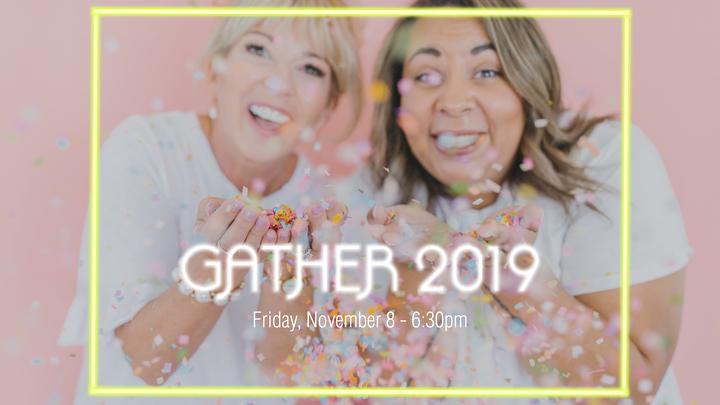 Gather 2019 logo image