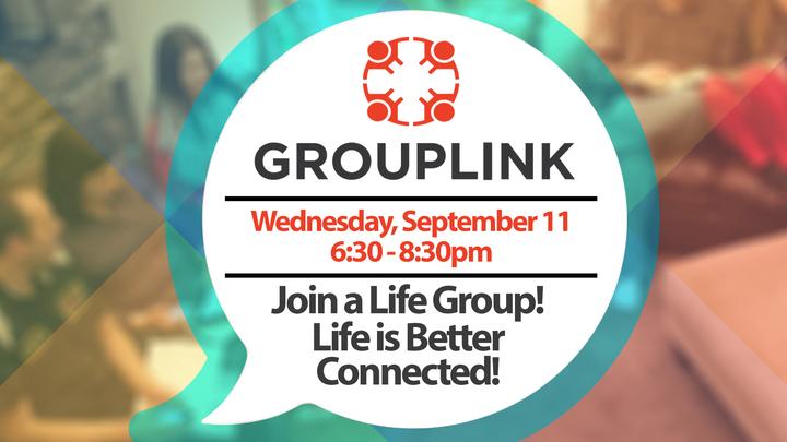 GroupLink - Sept 2019 logo image