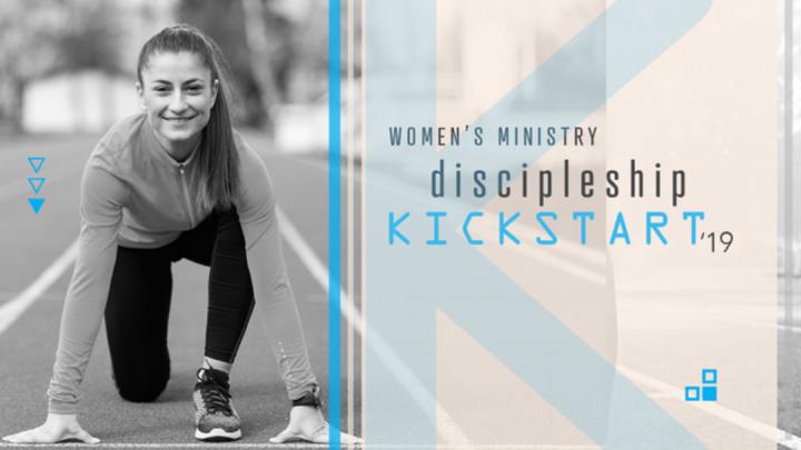 Women's Discipleship Kickstart logo image