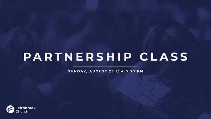 Partnership Class logo image