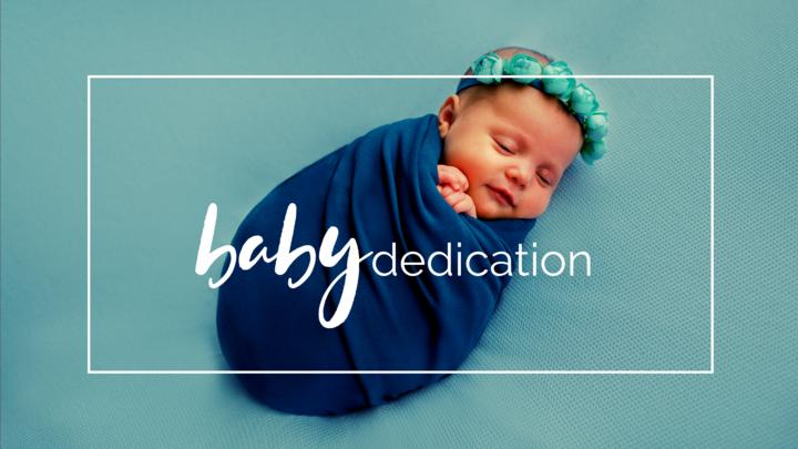 South Campus   Baby Dedications logo image