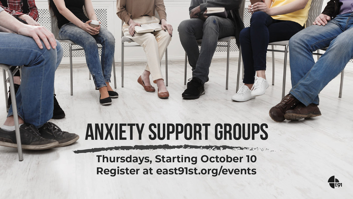 Anxiety Support Group logo image