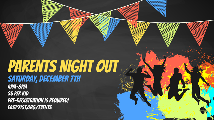 Parents' Night Out!  logo image