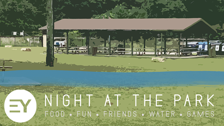 EY Night At The Park logo image