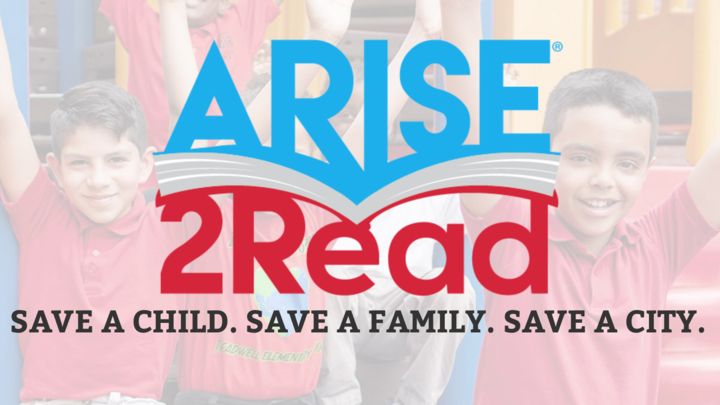 Arise 2 Read Tutoring logo image