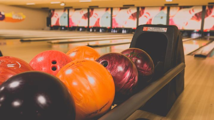 Bowling with Reasonably Happy People! logo image
