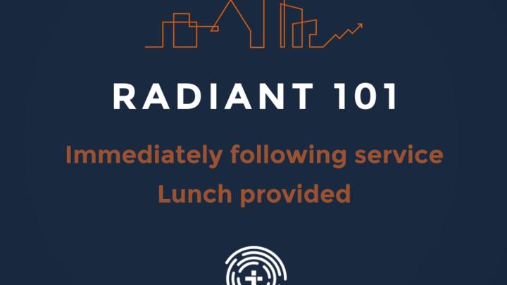 Radiant 101 (Membership Class) logo image