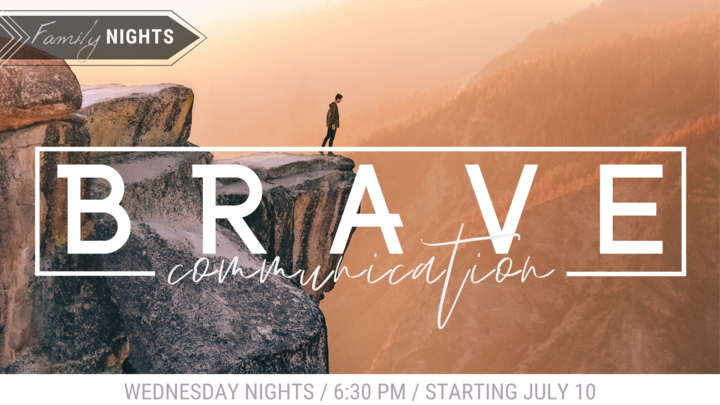Brave Communication - Wednesday Night Series logo image
