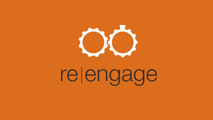 re|engage Fall Session logo image