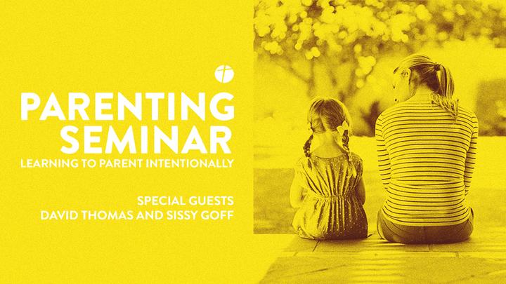 2019 Parenting Seminar logo image
