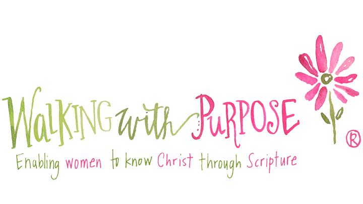 Walking with Purpose logo image
