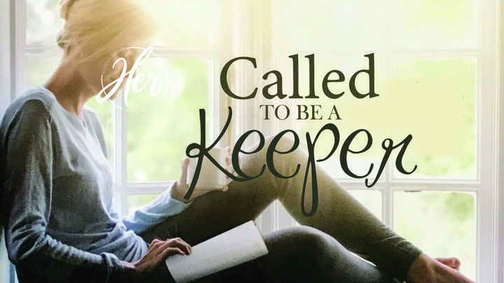Called to Be a Keeper logo image