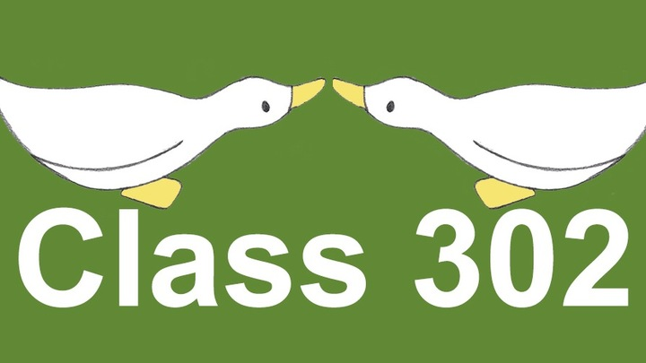 Class 302, October 19th, 10:00am-2:00pm logo image