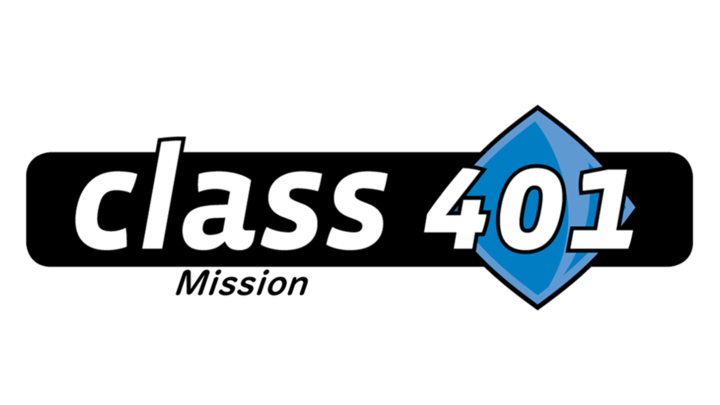 DISCOVERING YOUR MISSION - CLASS 401 logo image