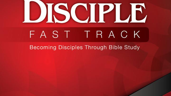 Disciple I - Fast Track logo image