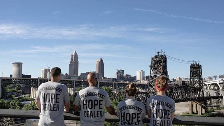 August Hope Day logo image
