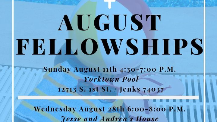 August 28th Fellowship at Graver House logo image