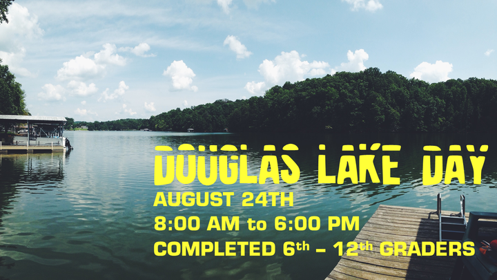 Douglas Lake Day logo image