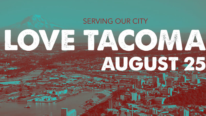 Love Tacoma Sunday logo image
