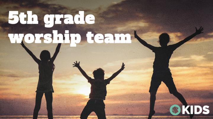 5th Grade Worship Team | Cypress logo image