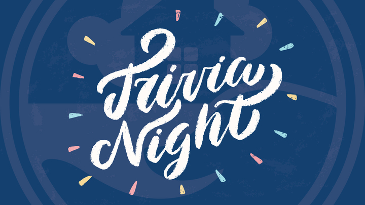 Sharing Shed Trivia Night logo image
