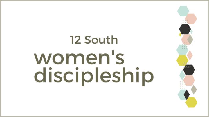 Women's Discipleship Kickoff Event- 12 South  logo image