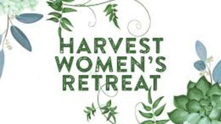 Harvest Women's Fall Retreat logo image