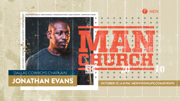 Man Church  logo image