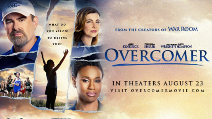 Overcomer (Family Movie Night) logo image