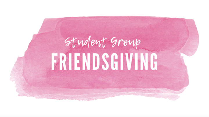 Student's Friendsgiving logo image