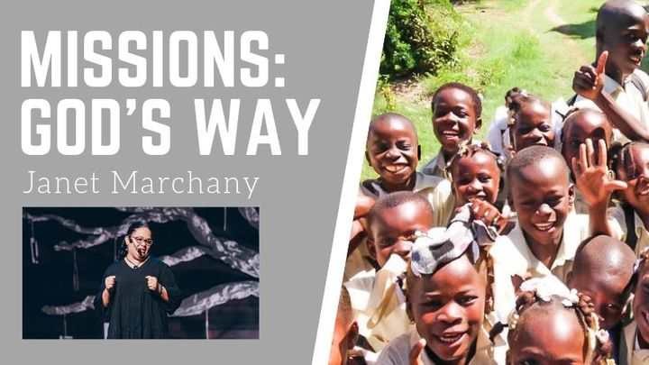 Missions: God's Way Course logo image