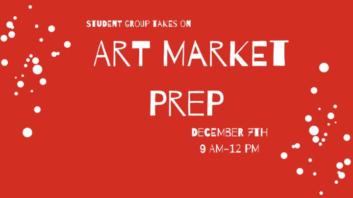 Student Art Market Prep logo image