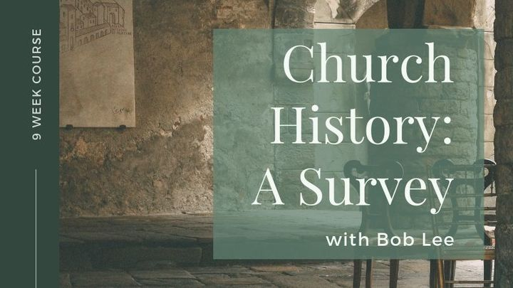 Church History Course logo image