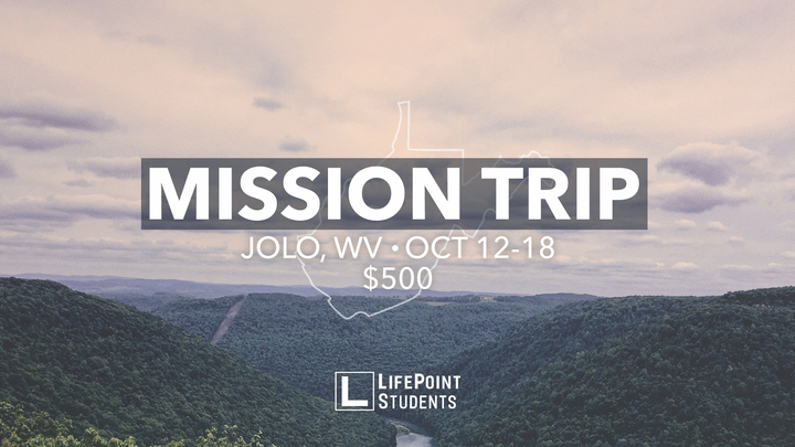 LifePoint Students - Jolo Mission Trip logo image
