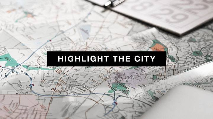 Highlight the City: BAK logo image